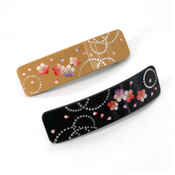 Japanese resin hair clip, KARIN