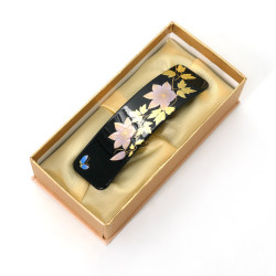 Japanese resin hair clip, TESSEN