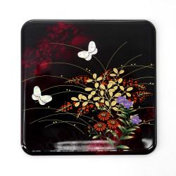 Sottobicchiere in resina decorativa giapponese, MIYABINO