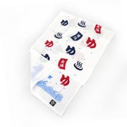 Asciugamano in cotone, TENUGUI FURO YA