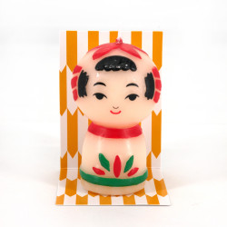 Small Japanese candle, KOKESHI