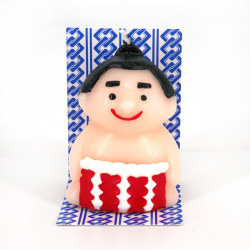 Small Japanese candle, SUMO