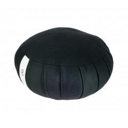 Grande cuscino da meditazione rotondo nero, ZAFU