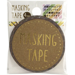 Masking tape fina, Tiras de color, STRIPE COLORFUL WASHI TAPE