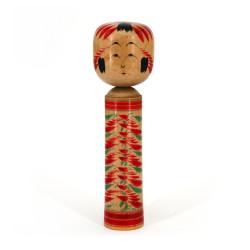 Japanese wooden doll - vintage kokeshi - TOOGATTA