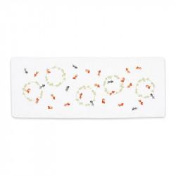 Asciugamano giapponese piccolo, KINGYO, Pesce rosso