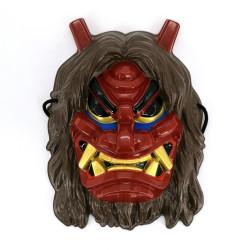 Japanese mask - demon face - ONI NAMAHAGE