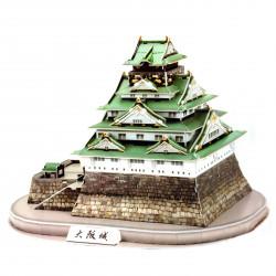 3D Puzzle, OSAKA CASTLE