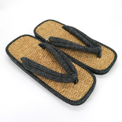 paio di sandali giapponesi zori di erba marina, DOT