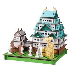 mini cardboard mockup, NAGOYA-JO, Nagoya Castle
