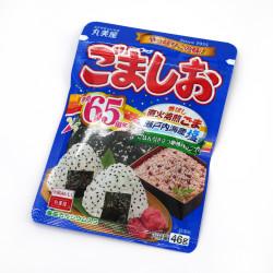Seasoning for rice with black sesame flavor and seaweed - FURIKAKE GOMASHIO