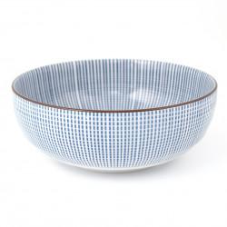 bol à soupe Donburi en céramique japonaise 033M010