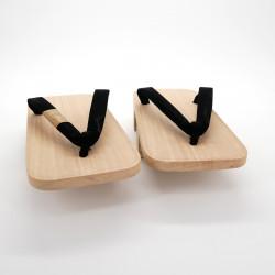 Zoccoli giapponesi in legno Geta, GETA, legno