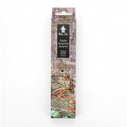 Box of 20 incense sticks, KOH DO - AUTUMN, Sandalwood and Herbs