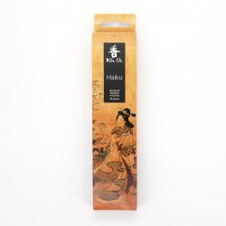 Confezione da 20 bastoncini di incenso, KOH DO - HAIKU, Aloe (Agar)