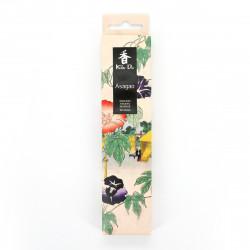 Confezione da 20 bastoncini di incenso, KOH DO - ASAGAO, floreale e fresco