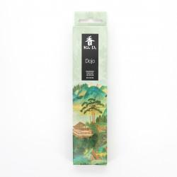 Box of 20 incense sticks, KOH DO - DOJO, Sandalwood Cypress and Cherry