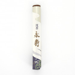 50 Incense sticks in a roll, JINKO EIJU, agarwood