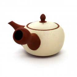 white japenese teapot flower SYUNZYU