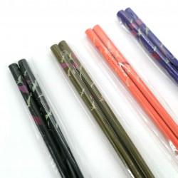 Set di 4 paia di bacchette giapponesi - TSURU