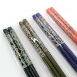 Set di 4 paia di bacchette giapponesi - MITSURIN
