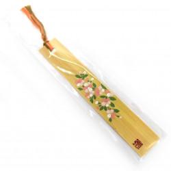 Marque page japonais en bois - BUKKUMAKU SAKURA