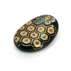 Poggia bacchette in ceramica giapponese, MATSU