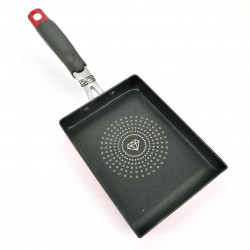 Japanese square pan compatible with all fires - TAMAGOYAKI EGG PAN