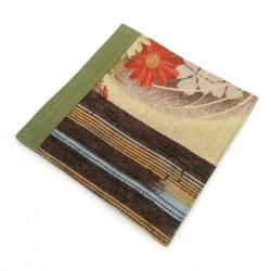 Coaster in fabric, MIDORI SAMAZAMANA