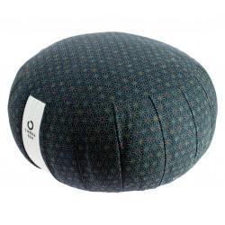 Round meditation cushion, ZAFU AO ASANOHA