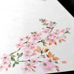 10 mulberry paper placemats - SAKURA