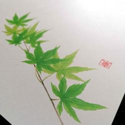10 placemats in smooth paper - MEPURU