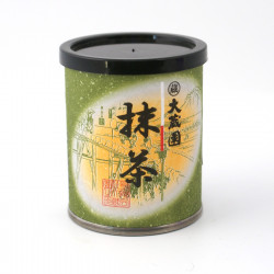 Thé vert japonais Matcha MATCHARYO