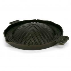 Griglia giapponese in ghisa a cupola per grigliare - GURIRU