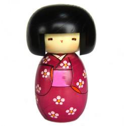 Japanese doll wooden KOKESHI - HANAZONO