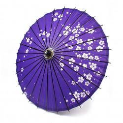 ombrelle japonaise violette ume