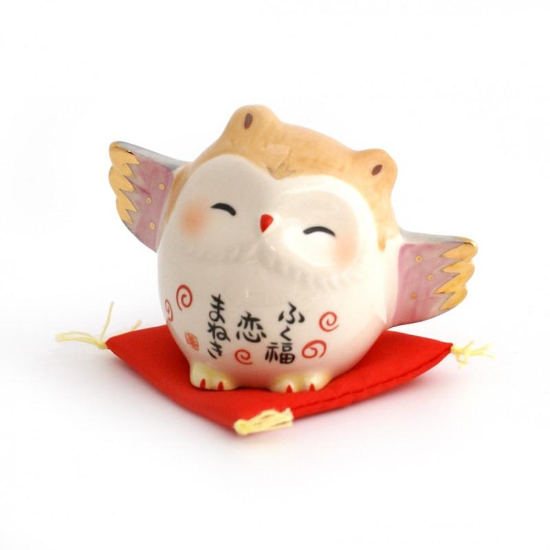 hibou japonais KOI-MANEKI 1111