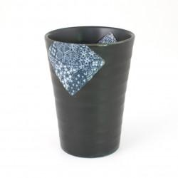 mazagran noir japonais à thé en céramique 282504478