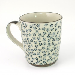 tasse japonaise à thé avec anse en céramique MYAKAKBM