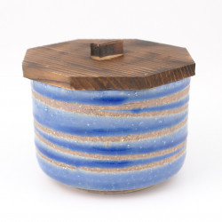 bol japonais en céramique avec couvercle MYA3522720