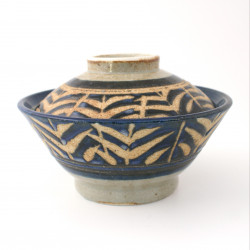 Japanese ceramic bowl with lid 15MYA328405338