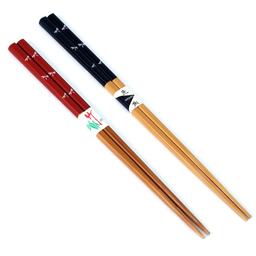 pair of Japanese chopsticks tombo