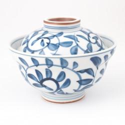 bol japonais à soupe ou à riz avec couvercle MYA3551734