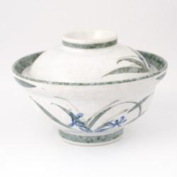 Ciotola di riso giapponese con coperchio AOGUSA