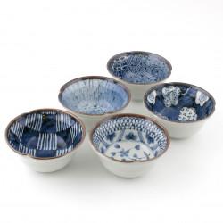 set de 6 coupelles japonaise en céramique MYA925343
