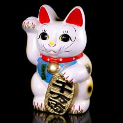 Chat géant tirelire japonais maneki neko - patte droite MN-8A