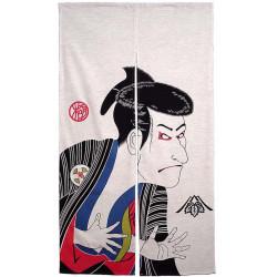 rideau japonais NOREN SHARAKU