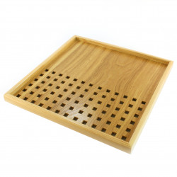 japanese natural wooden tray 16MC6161791