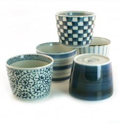 set de 5 tasses japonaises Soba 16M1631854