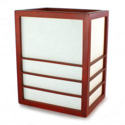 Japanese Red wall lamp NIKKO